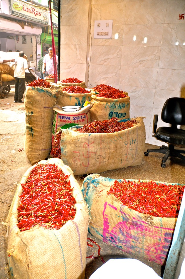 Old Delhi Chillies 2