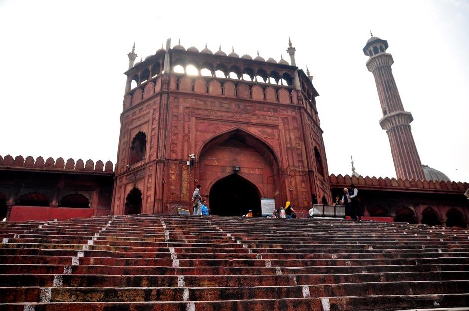 Jama Masjid Mosque_Old Delhi 2