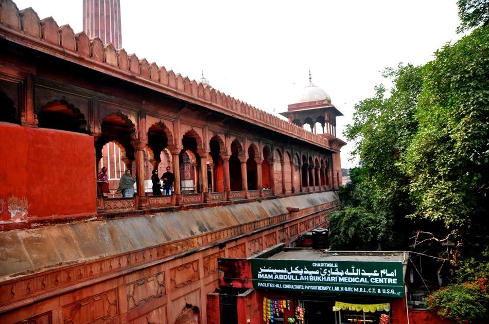 Jama Masjid Mosque_Old Delhi 3