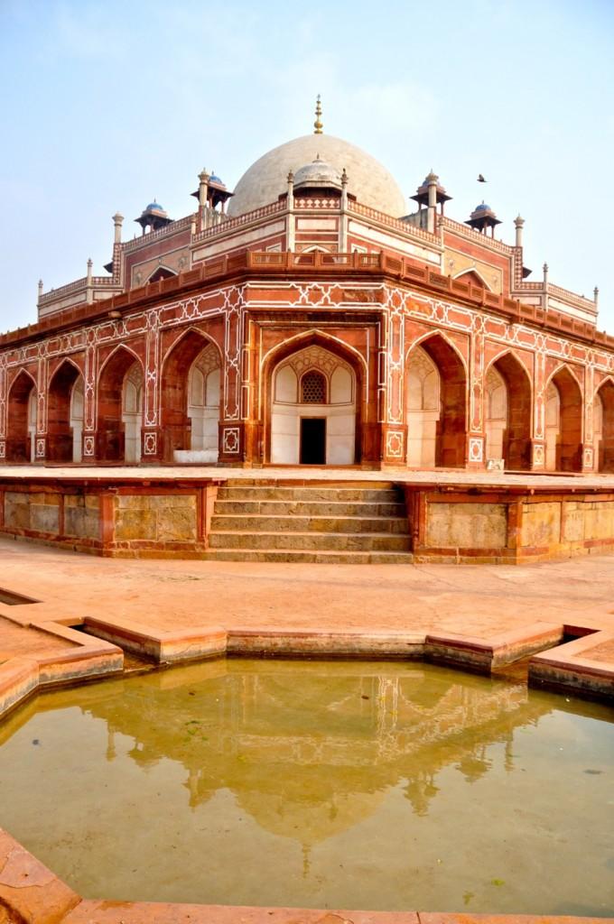 Humayun's Tomb_16