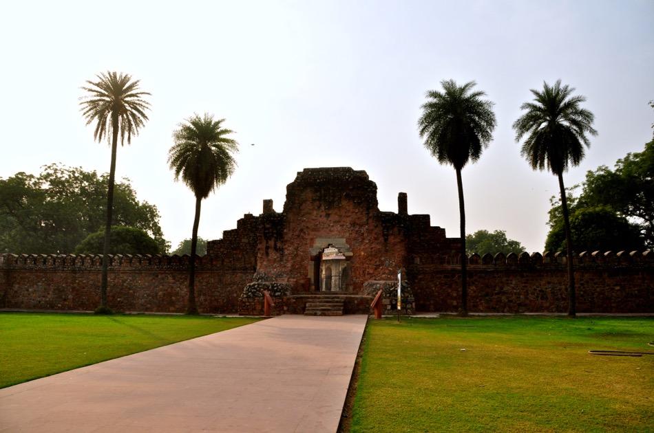 Humayun's Tomb_2