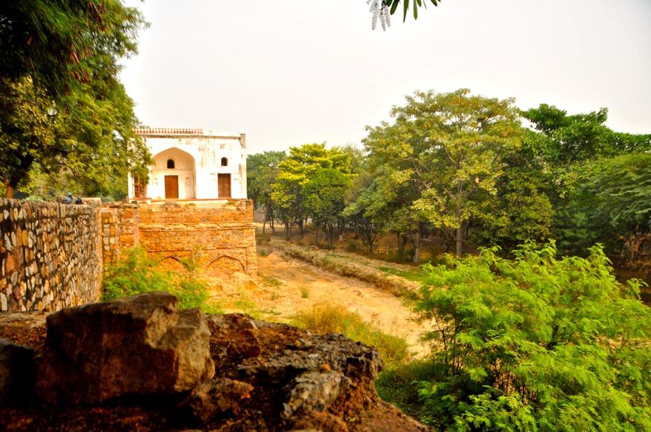 Humayun's Tomb_27