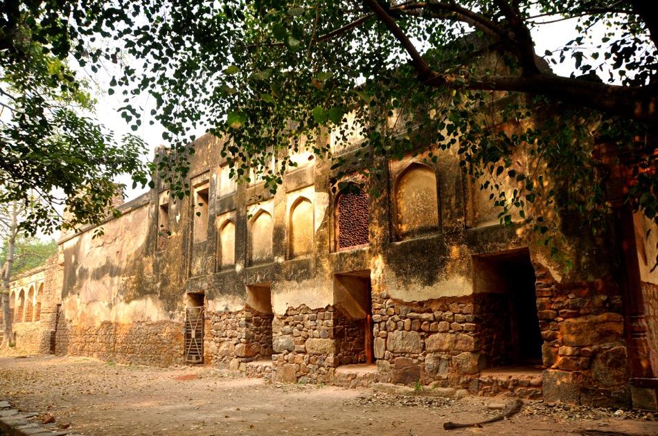 Humayun's Tomb_29
