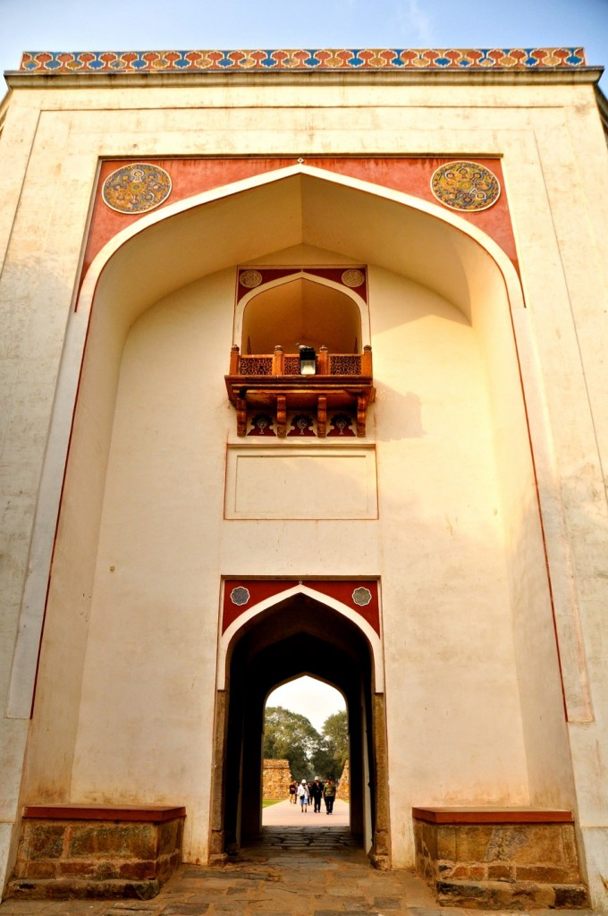 Humayun's Tomb_5