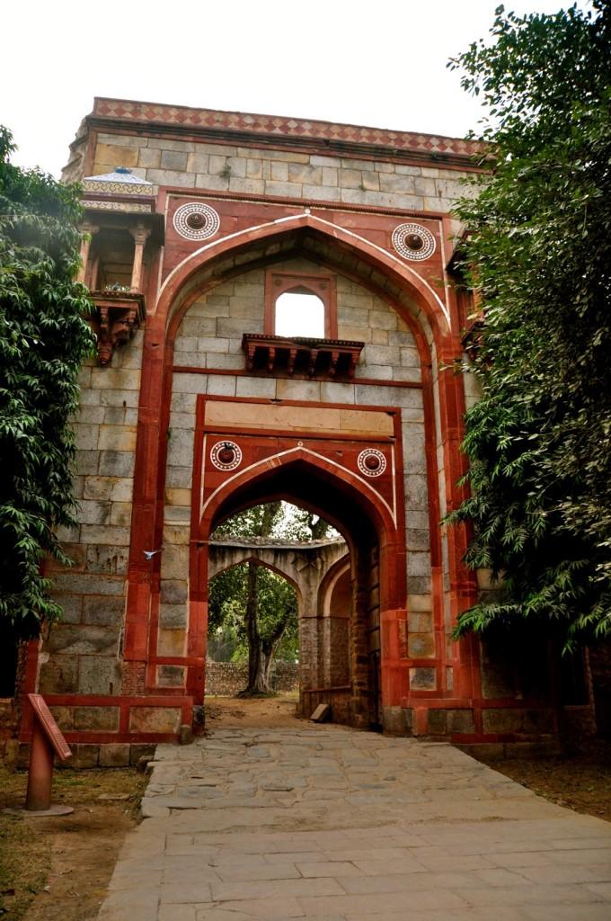 Humayun's Tomb_6