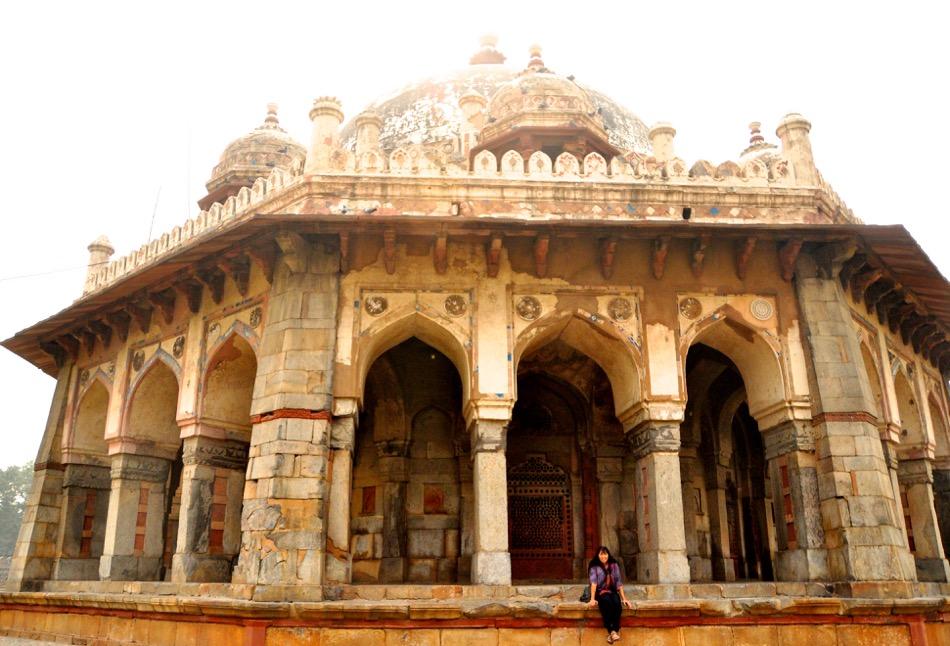 Isa Khan's Tomb_2