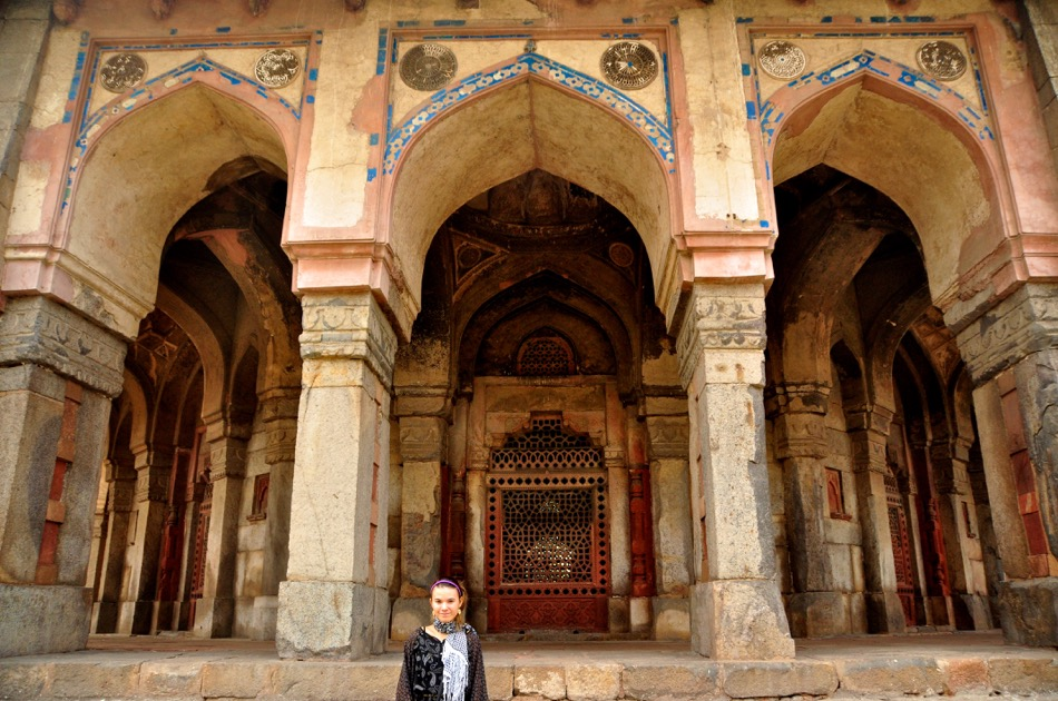Isa Khan's Tomb_3
