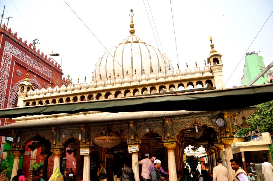 Nizamuddin's Tomb_1