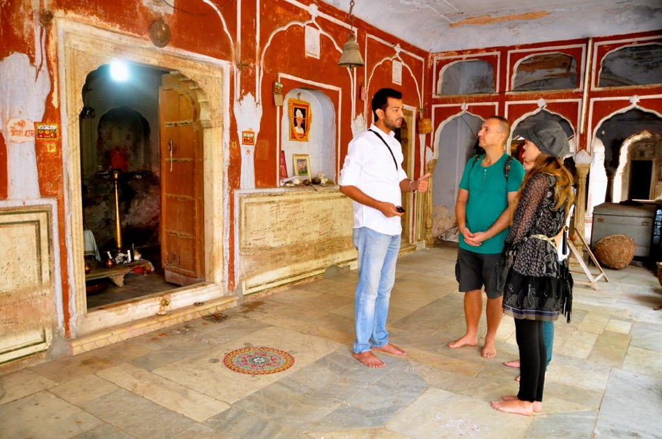 Jaipur Temple 2