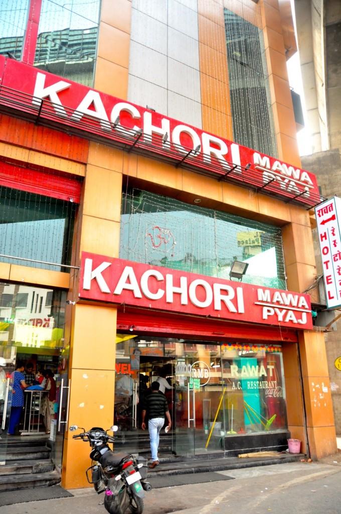 Jaipur-Kachori