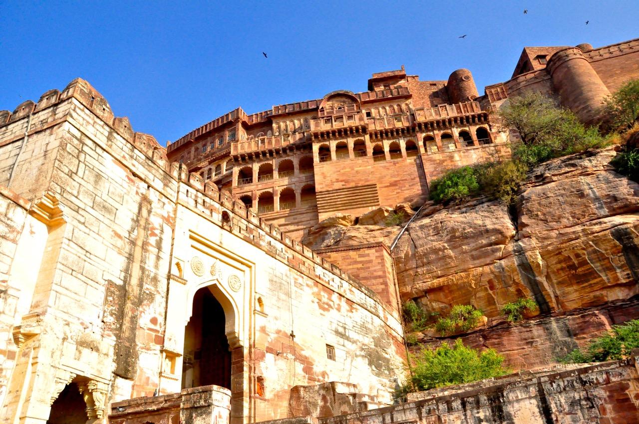 Mehrangarh Fort, Jodhpur 1
