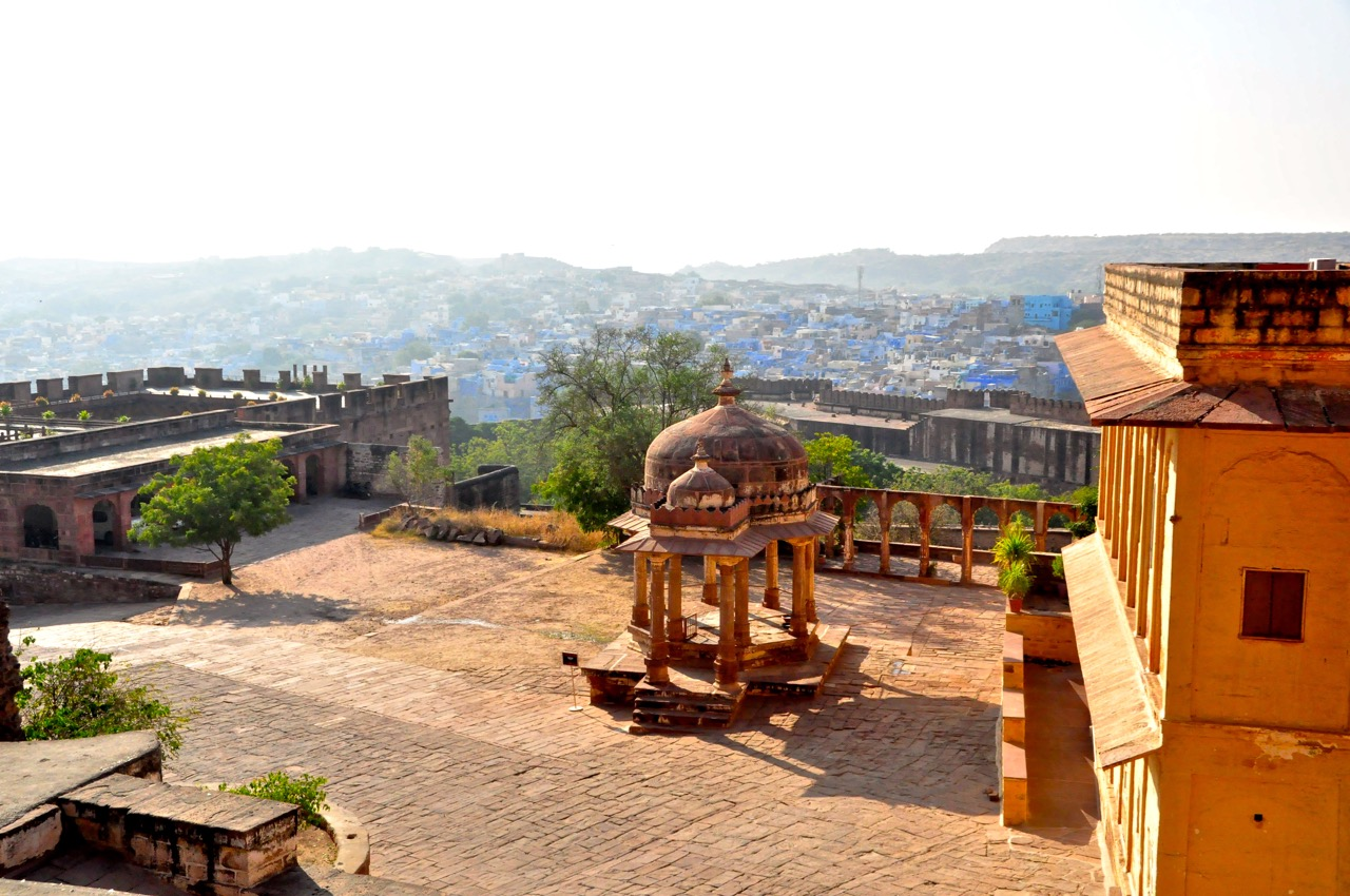 Mehrangarh Fort, Jodhpur 2