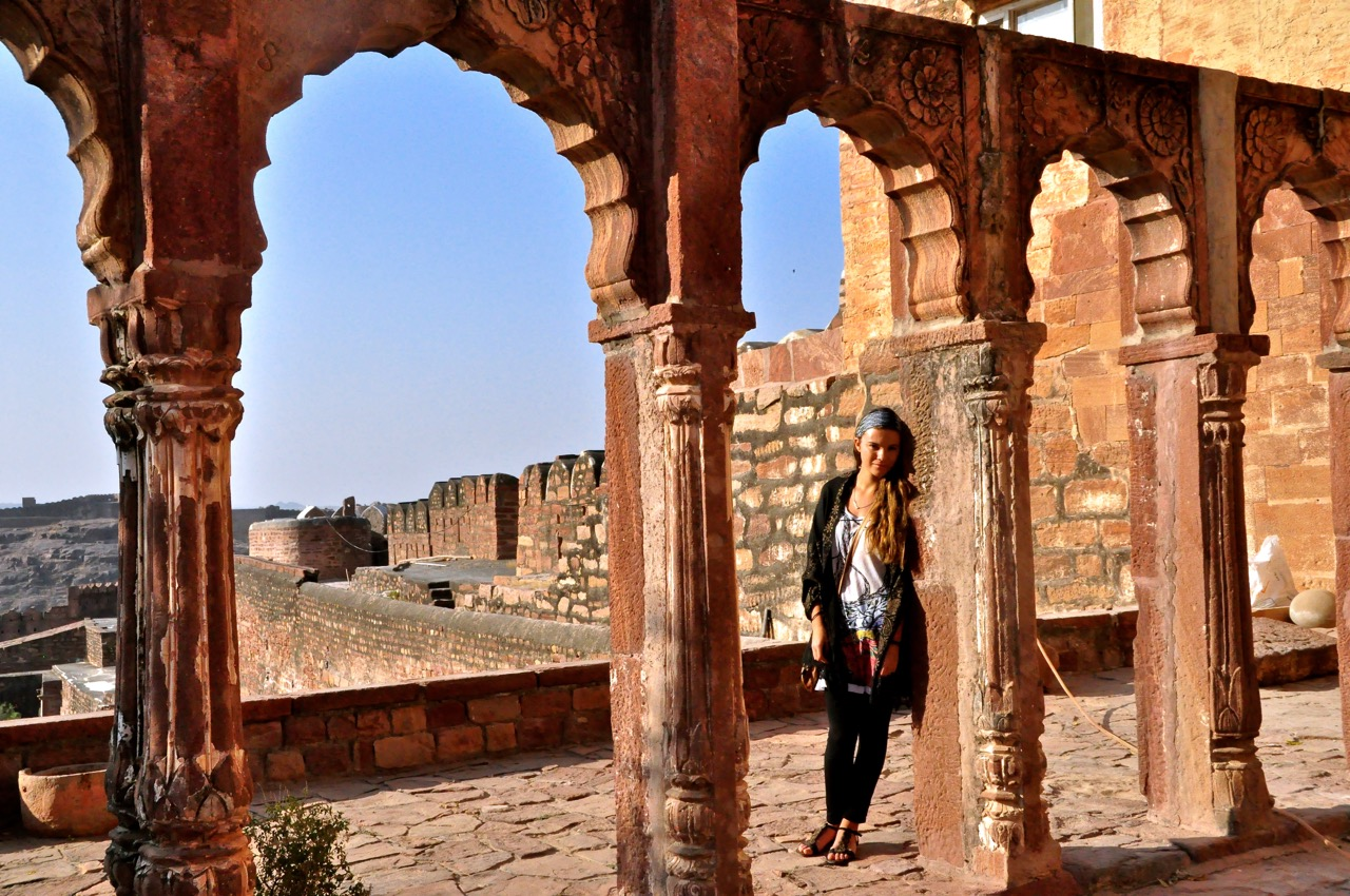 Mehrangarh Fort, Jodhpur 3