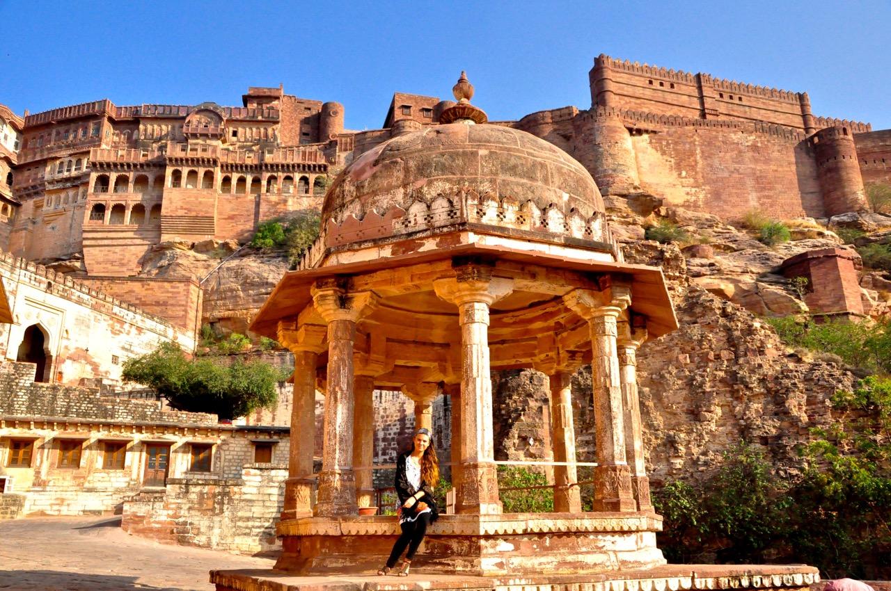 DSC_0062 (1)Mehrangarh Fort, Jodhpur 4