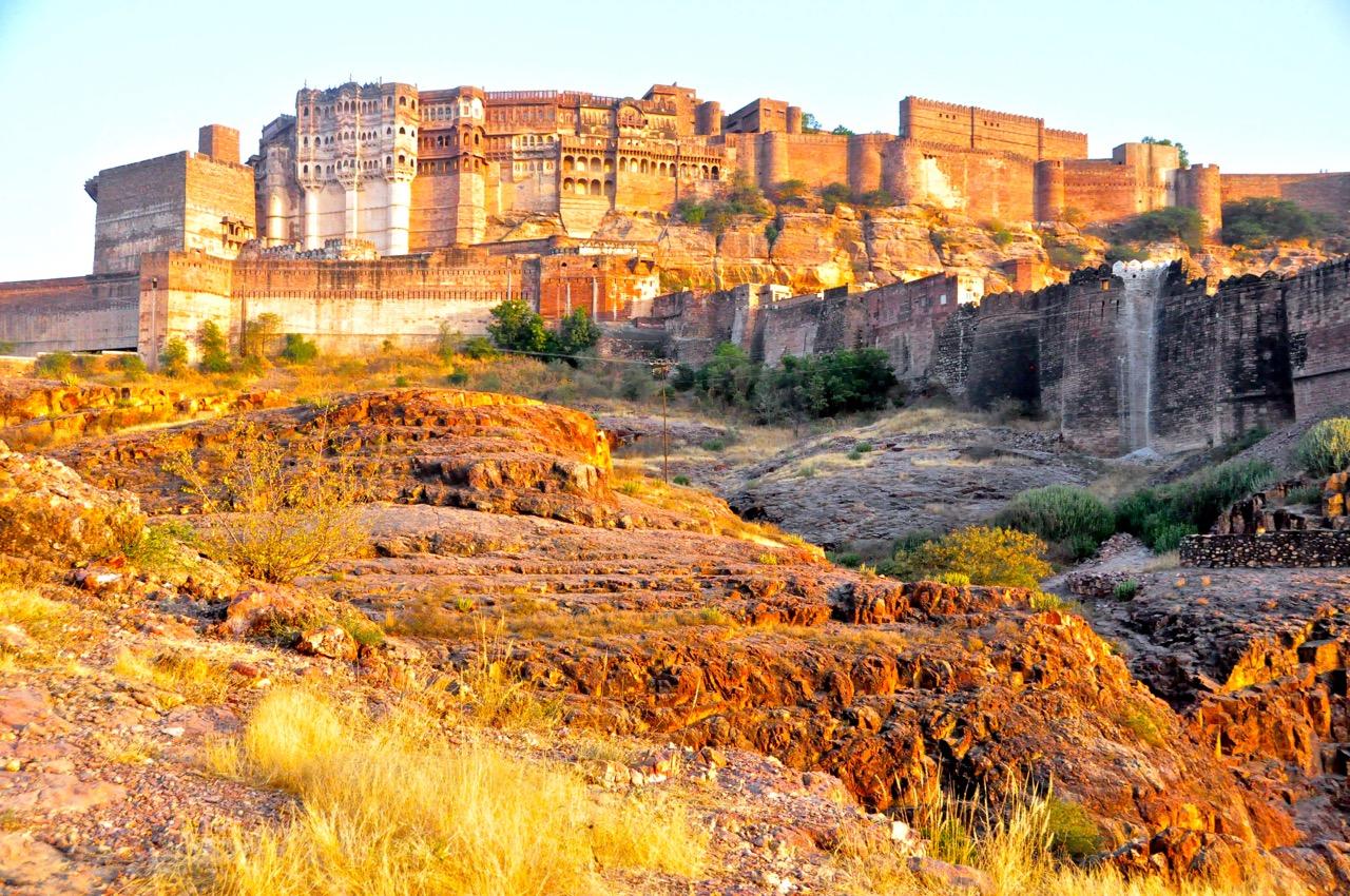 Mehrangarh Fort, Jodhpur 16
