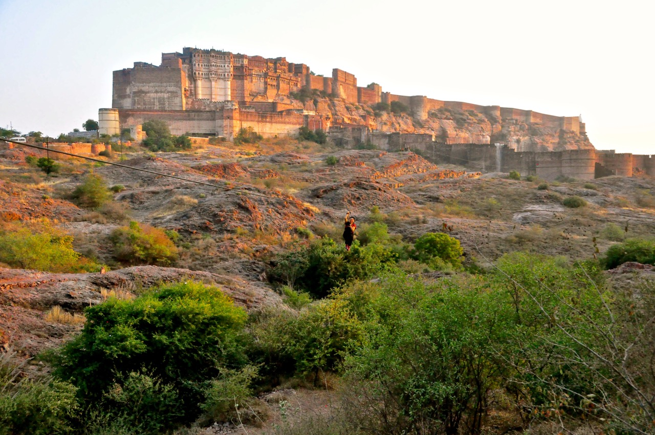 Mehrangarh Fort, Jodhpur 13