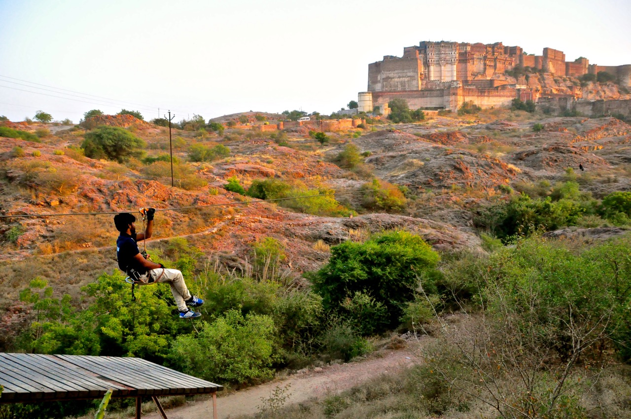 Flying Fox Jodhpur 2