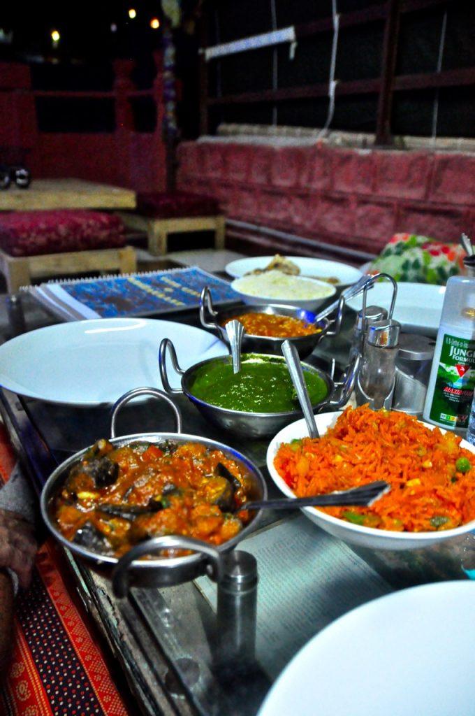 Dinner Jodhpur 1
