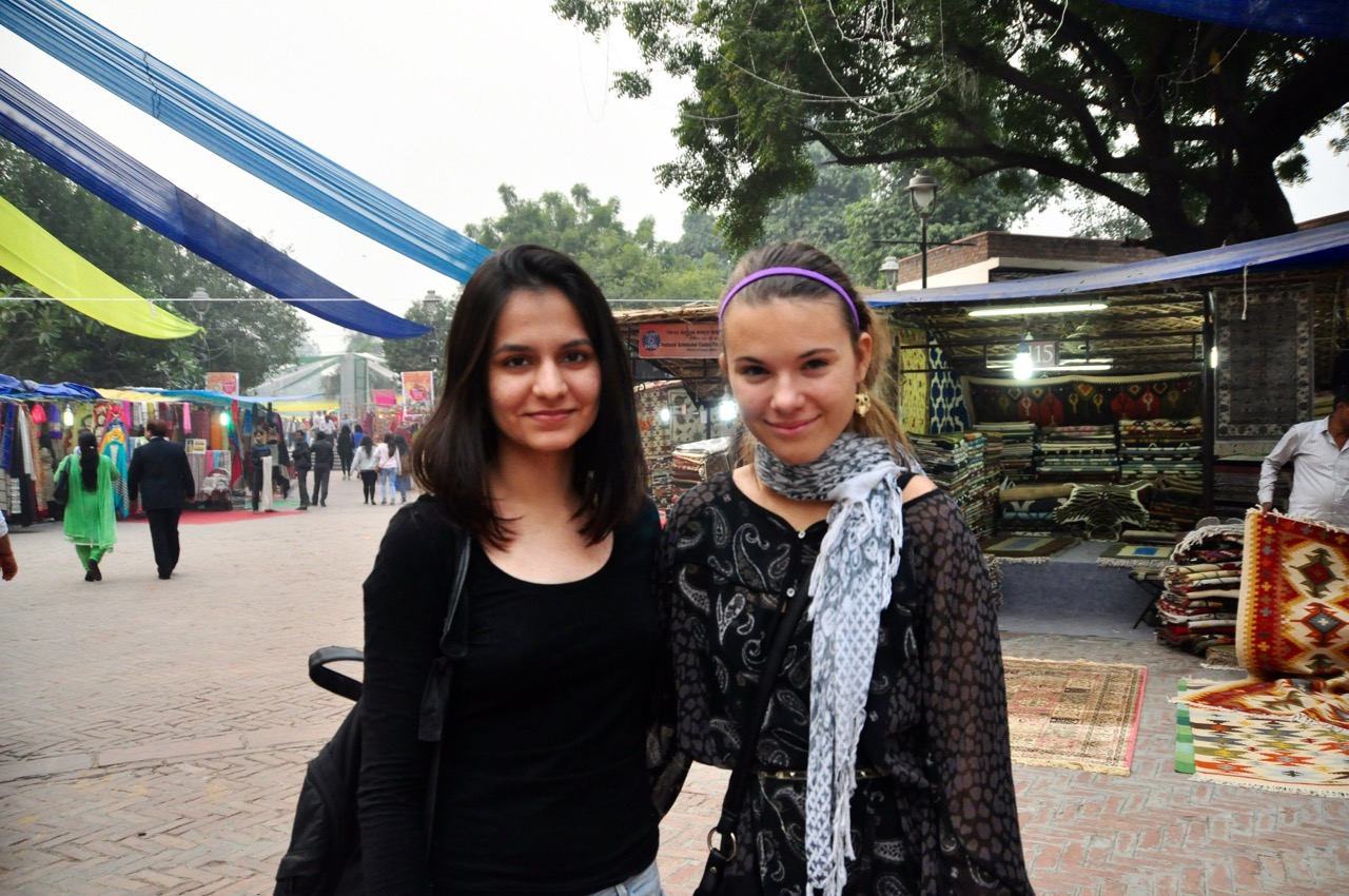 Delhi's Dili Haat 11