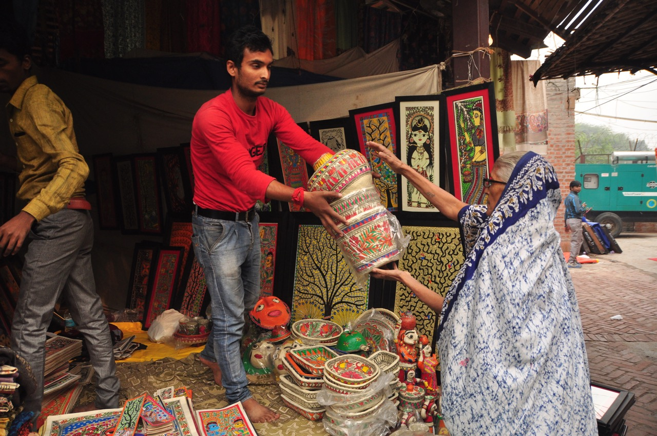 Delhi's Dili Haat 2