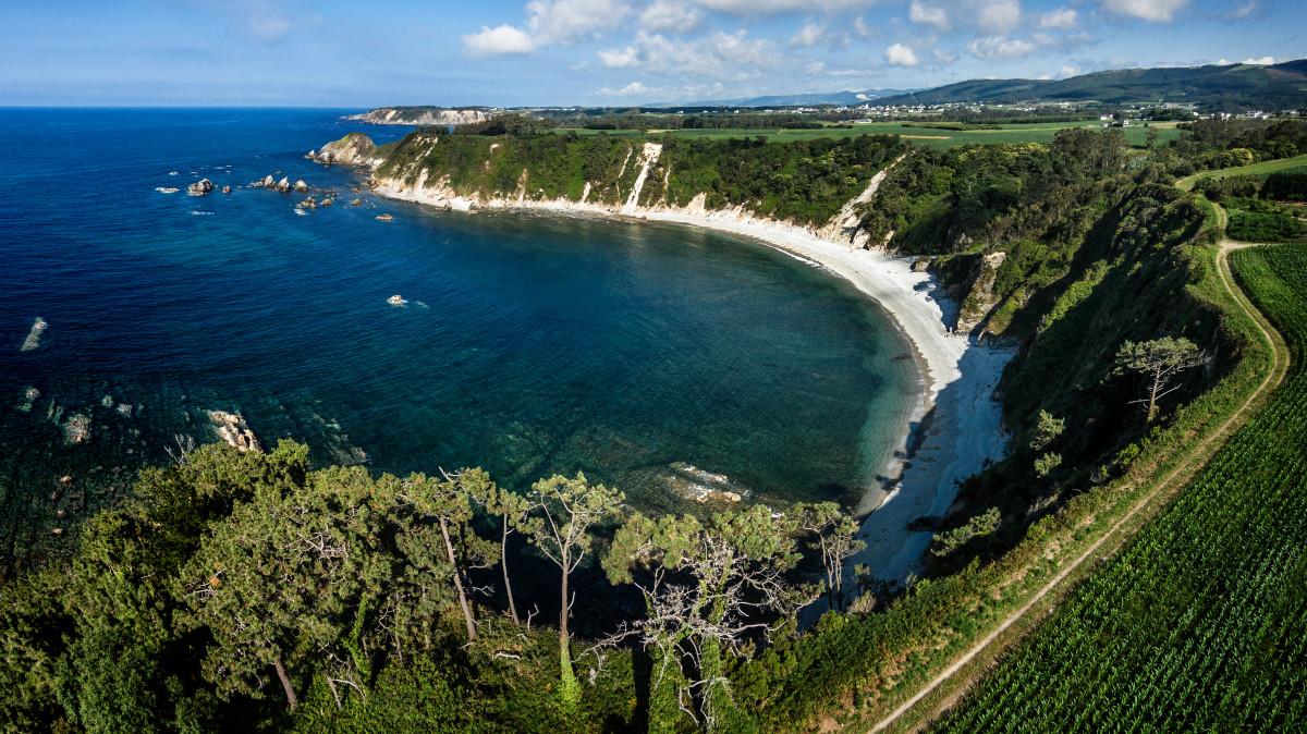 Asturias to Galicia