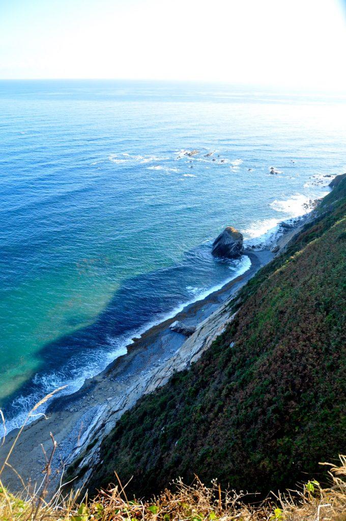 Camino Day 27 Coastline