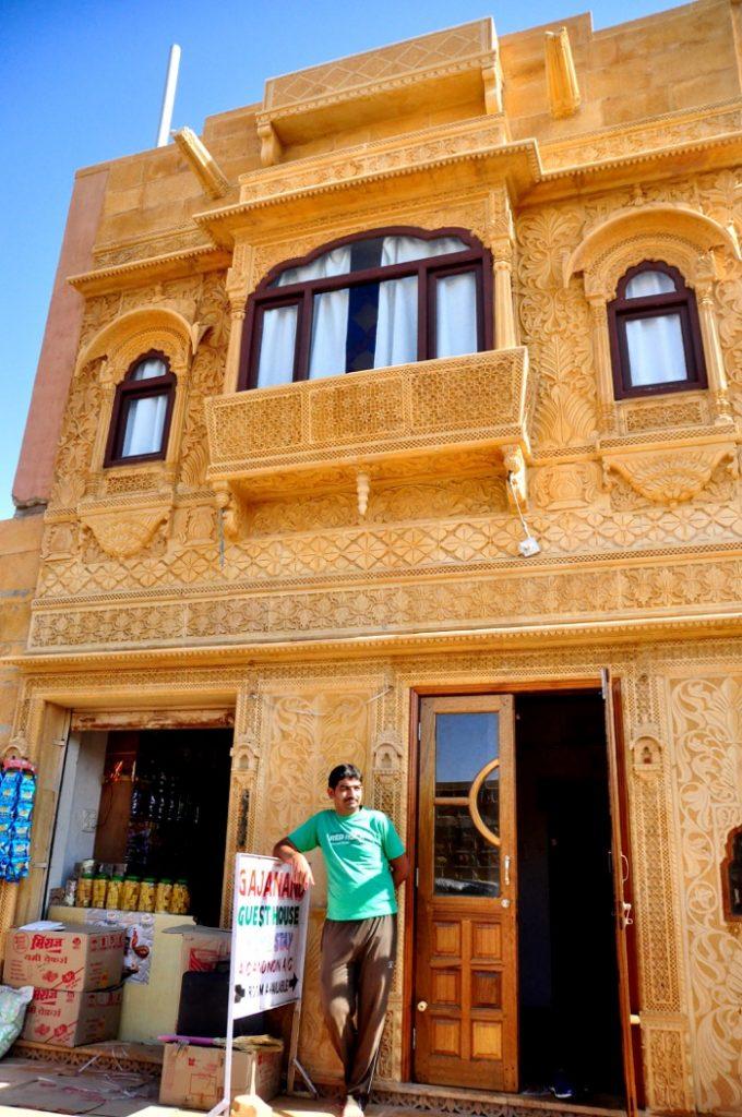 Gajanand Guest House Jaisalmer