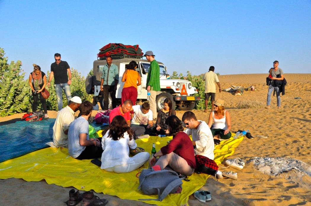 Trotters Tour Jaisalmer 2