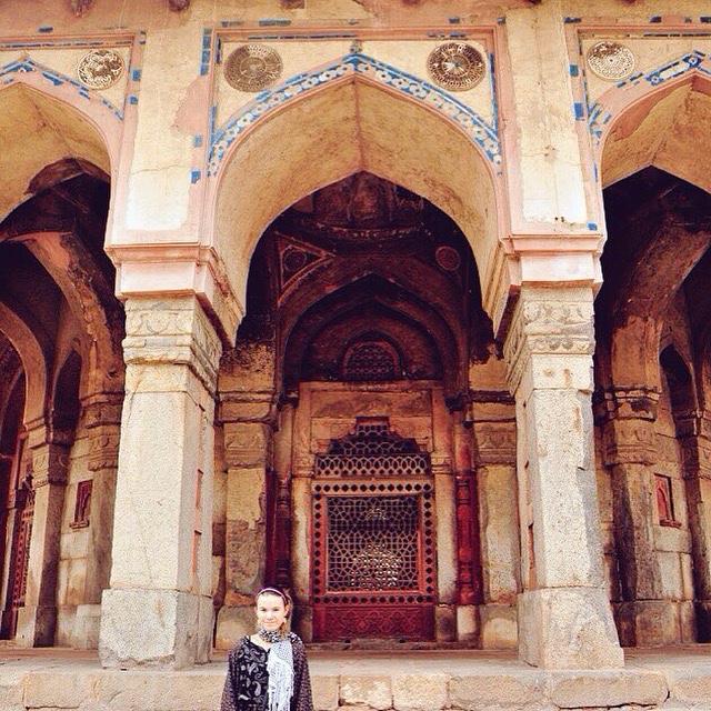 Delhi Humayun's Tomb by Reka