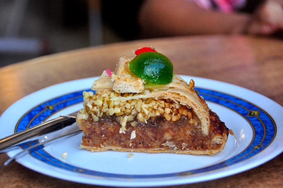 Mondonedo Cake
