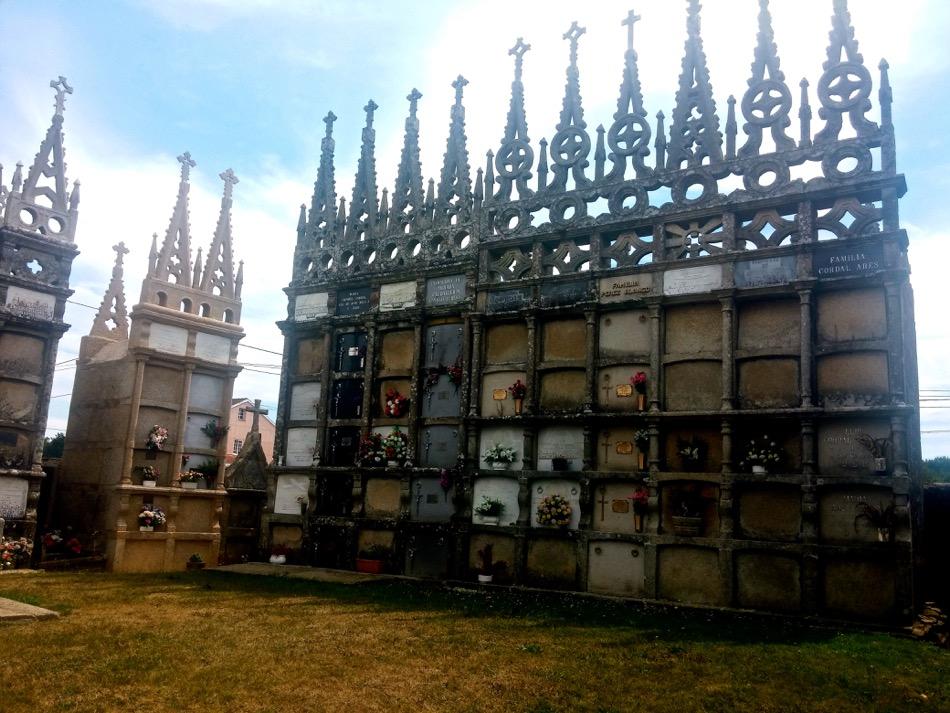 Galician Cemetery 2