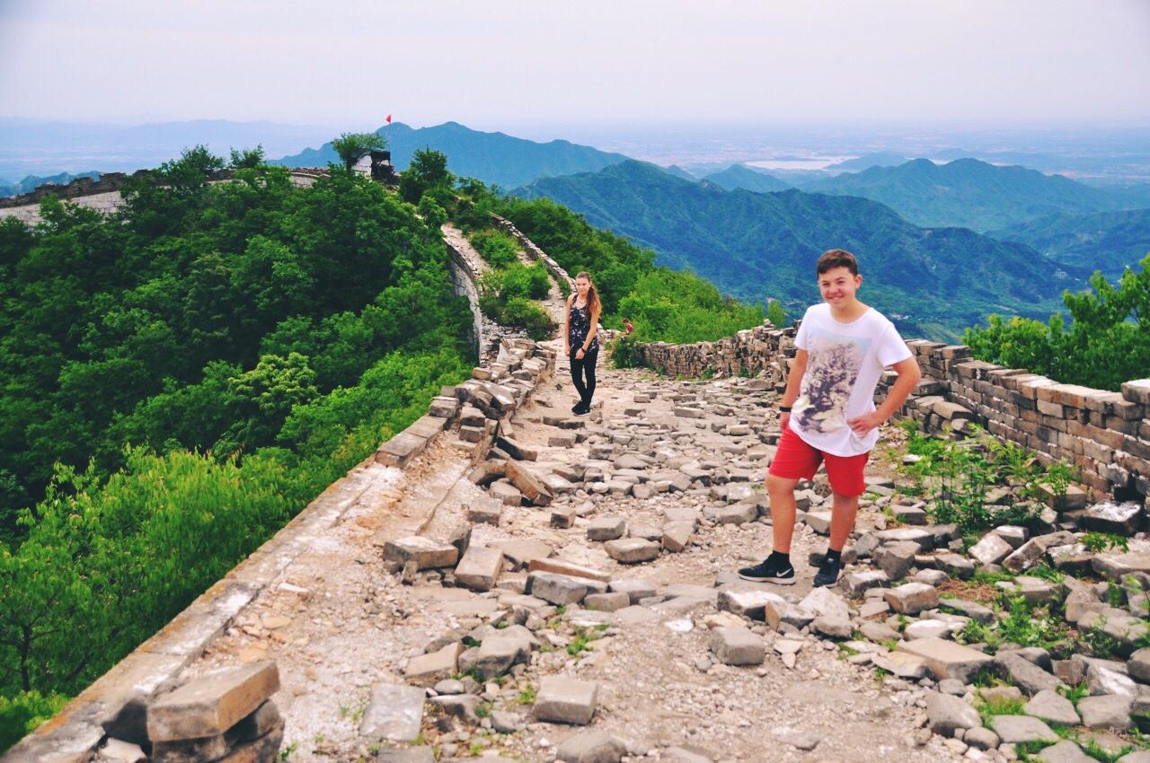 Great Wall Hike Jiankou to Mutianyu