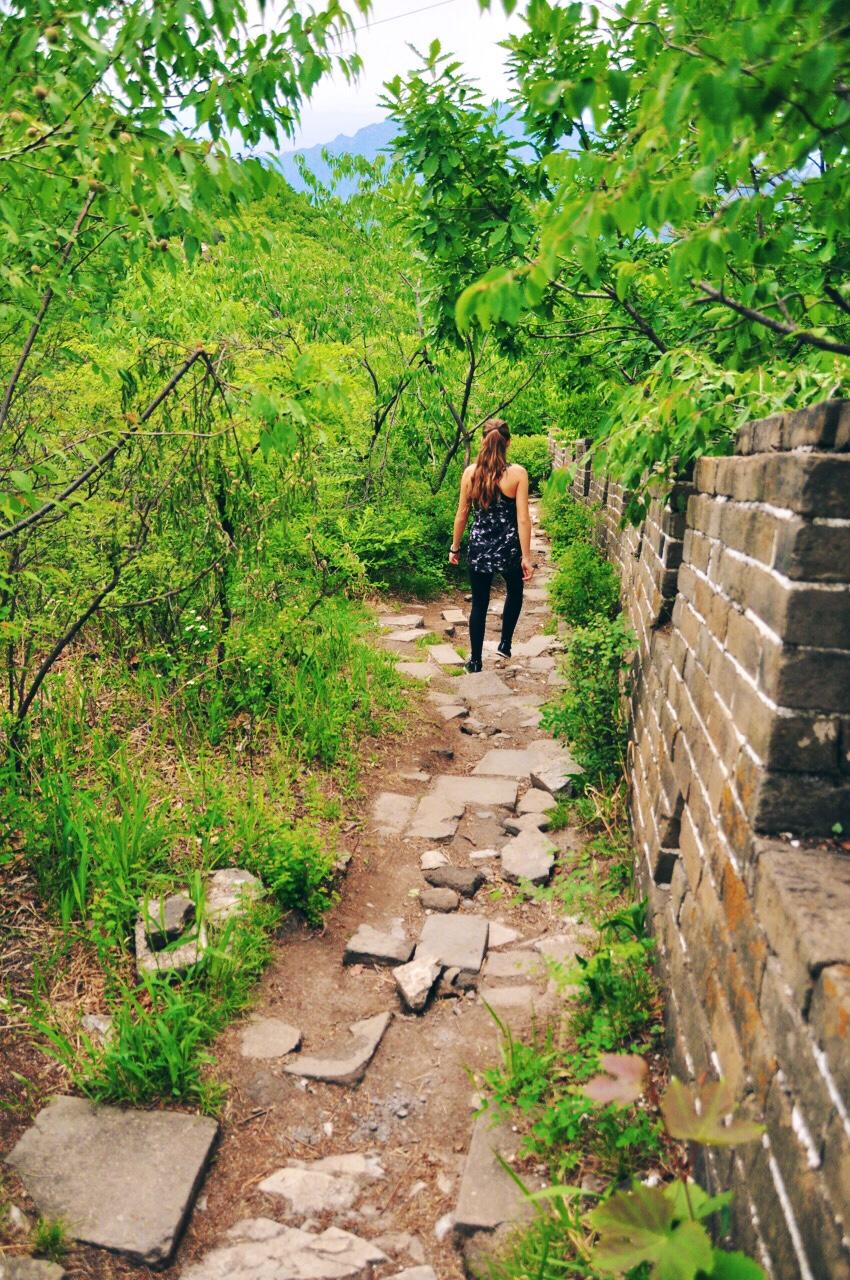 Great Wall Jiankou to Mutianyu 3