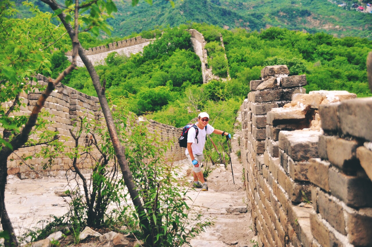 Cheney from Great Wall Hiking