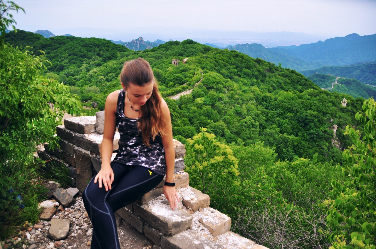 Story on The Great Wall of China