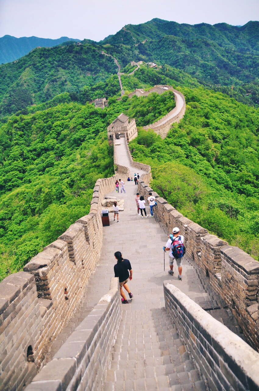 Mutianyu Section of The Great Wall