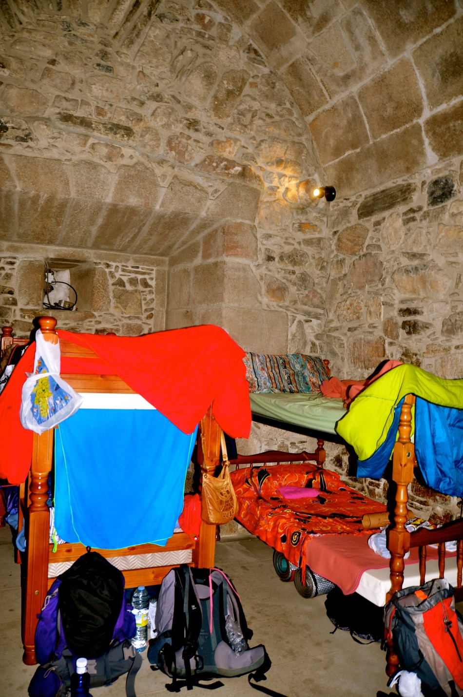 Bunk Room at Monastery