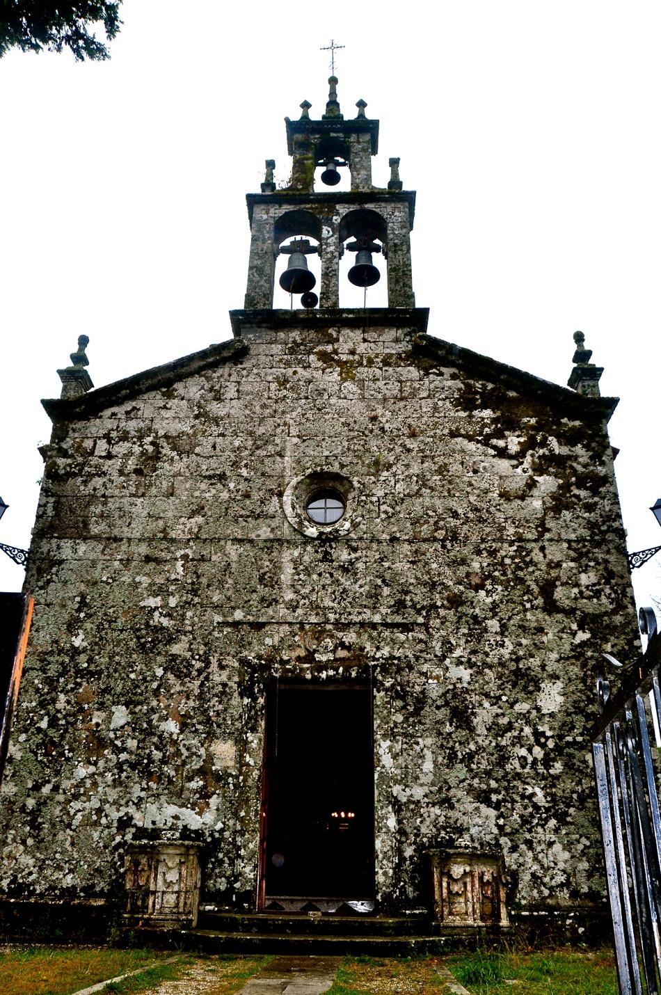 Chapel at Sobrado dos Monxes