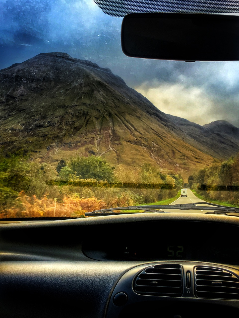Driving-to-The-Highlands