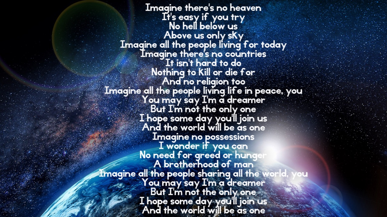 imagine-lyrics