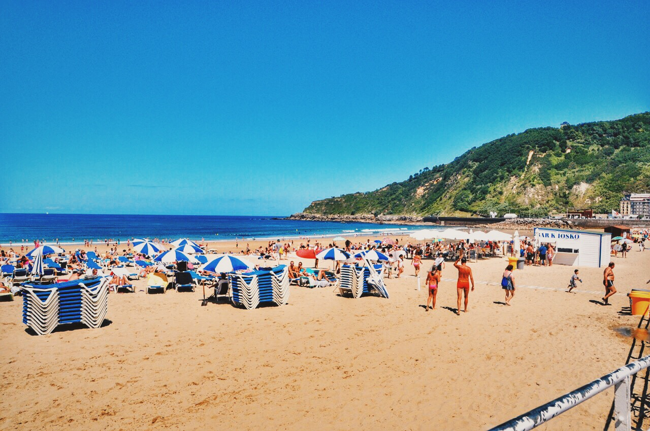San-Sebastián-Beach