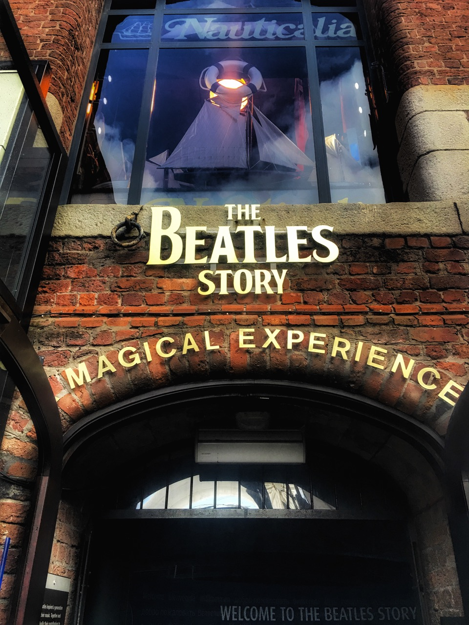 the-beatles-story-entrance